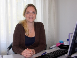 L. Michielsen, praktijkondersteunster
